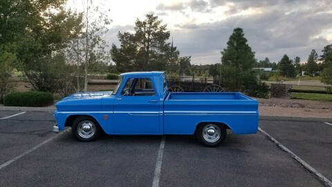 1964 Chevrolet C10 Shortbed for sale at Bayou Classics and Customs in Parks LA