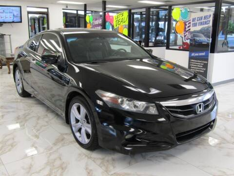 2012 Honda Accord for sale at Dealer One Auto Credit in Oklahoma City OK