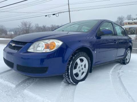 2007 Chevrolet Cobalt for sale at Best For Less Auto Sales & Service LLC in Dunbar PA