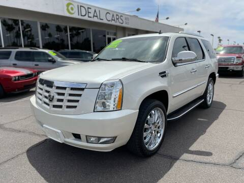 2011 Cadillac Escalade for sale at Ideal Cars Atlas in Mesa AZ