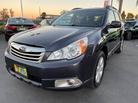 2010 Subaru Outback for sale at CARSTER in Huntington Beach CA