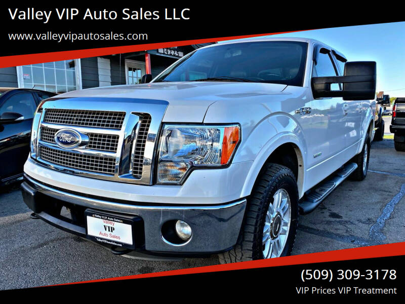 2011 Ford F-150 for sale at Valley VIP Auto Sales LLC in Spokane Valley WA