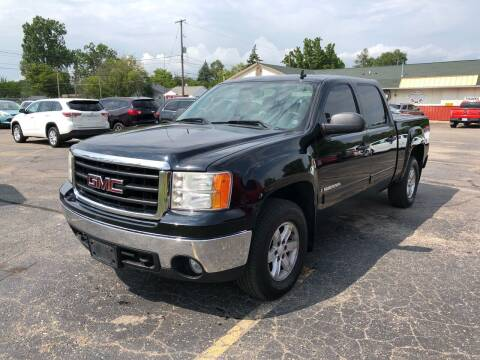 2008 GMC Sierra 1500 for sale at Dean's Auto Sales in Flint MI