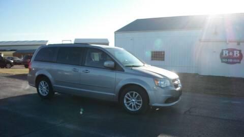 2013 Dodge Grand Caravan for sale at B & B Sales 1 in Decorah IA