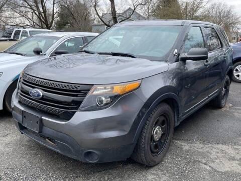2013 Ford Explorer for sale at High Performance Motors in Nokesville VA