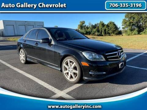 2014 Mercedes-Benz C-Class for sale at Auto Gallery Chevrolet in Commerce GA