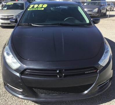 2014 Dodge Dart for sale at The Auto Shop in Alamogordo NM