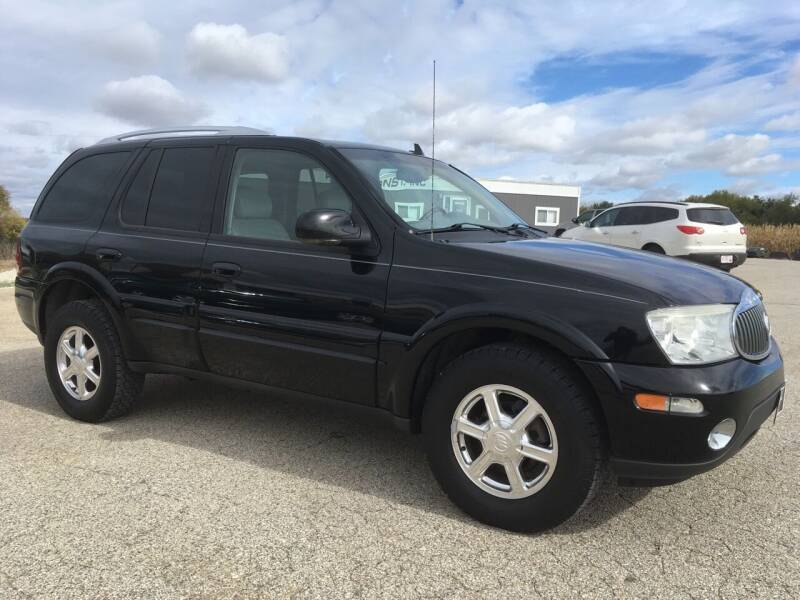 2006 Buick Rainier for sale at Kuhn Enterprises, Inc. in Fort Atkinson IA
