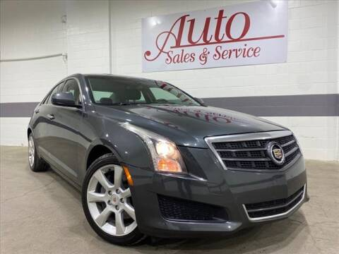 2014 Cadillac ATS for sale at Auto Sales & Service Wholesale in Indianapolis IN
