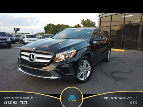 2015 Mercedes-Benz GLA for sale at Automaxx in Tampa FL