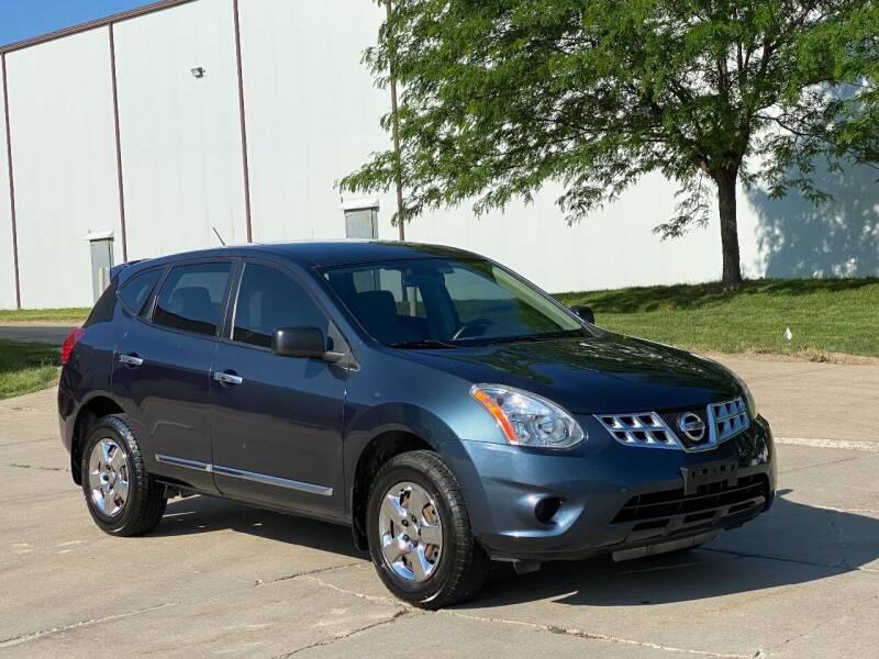 2013 Nissan Rogue Sport for sale at MILANA MOTORS in Omaha NE