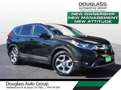 2017 Honda CR-V for sale at Douglass Automotive Group in Central Texas TX