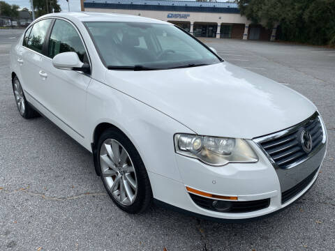 2008 Volkswagen Passat for sale at GOLD COAST IMPORT OUTLET in St Simons GA