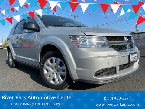 2014 Dodge Journey for sale at River Park Automotive Center in Fresno CA