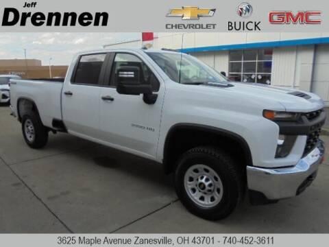 2021 Chevrolet Silverado 3500HD for sale at Jeff Drennen GM Superstore in Zanesville OH