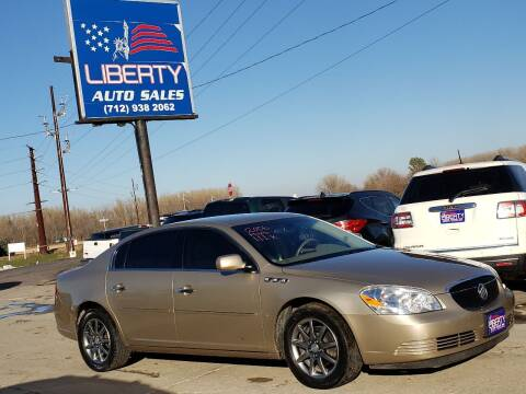 2006 Buick Lucerne for sale at Liberty Auto Sales in Merrill IA