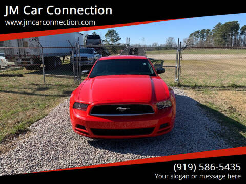 2014 Ford Mustang for sale at JM Car Connection in Wendell NC