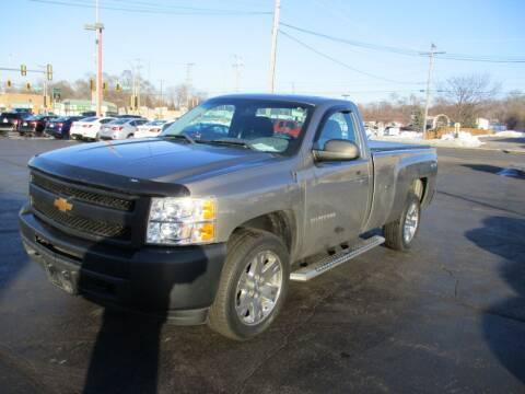 2012 Chevrolet Silverado 1500 for sale at Windsor Auto Sales in Loves Park IL