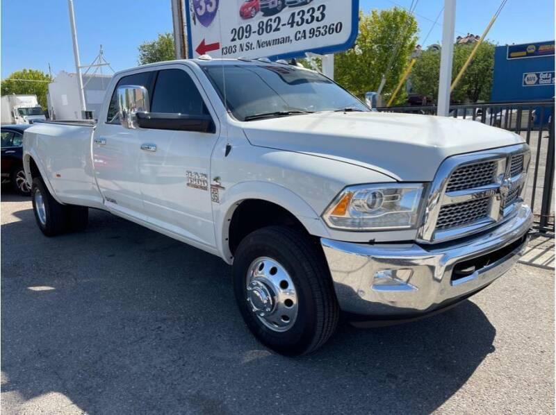 2018 RAM Ram Pickup 3500 for sale in Newman, CA