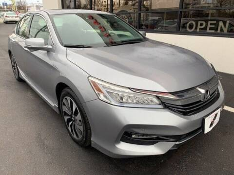 2017 Honda Accord Hybrid for sale at BuyFromAndy.com at Hi Lo Auto Sales in Frederick MD