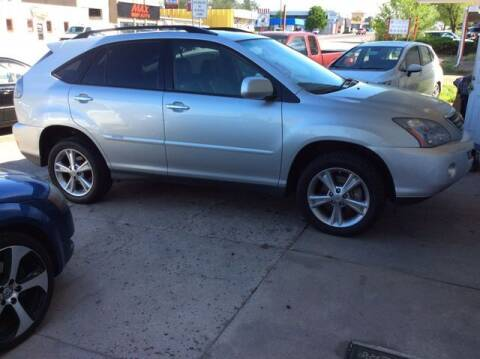 2008 Lexus RX 400h for sale at Auto Brokers in Sheridan CO