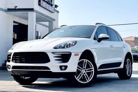 2018 Porsche Macan for sale at Fastrack Auto Inc in Rosemead CA