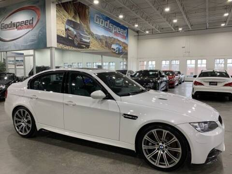 2009 BMW M3 for sale at Godspeed Motors in Charlotte NC