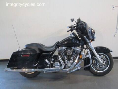 2008 Harley-Davidson Street Glide for sale at INTEGRITY CYCLES LLC in Columbus OH
