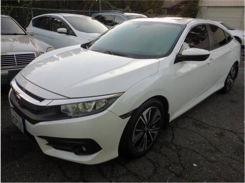 2017 Honda Civic for sale at Klean Carz in Seattle WA