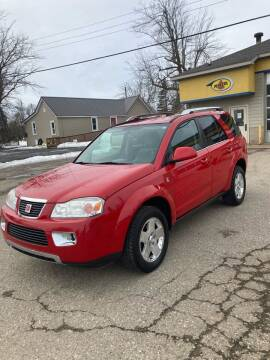 2007 Saturn Vue for sale at Hines Auto Sales in Marlette MI