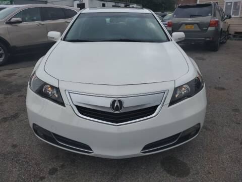 2013 Acura TL for sale at OFIER AUTO SALES in Freeport NY