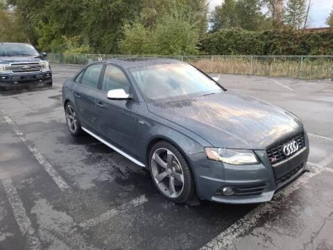 2011 Audi S4 for sale at Mega Auto Sales in Wenatchee WA