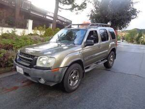 2002 Nissan Xterra for sale at Inspec Auto in San Jose CA