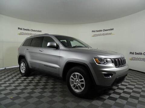 2018 Jeep Grand Cherokee for sale at PHIL SMITH AUTOMOTIVE GROUP - PHIL SMITH CHEVROLET in Lauderhill FL