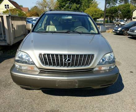 2000 Lexus RX 300 for sale at Life Auto Sales in Tacoma WA