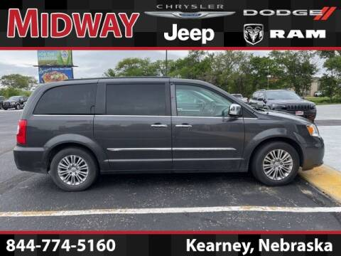 2015 Chrysler Town and Country for sale at MIDWAY CHRYSLER DODGE JEEP RAM in Kearney NE