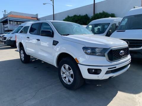 2019 Ford Ranger for sale at Best Buy Quality Cars in Bellflower CA
