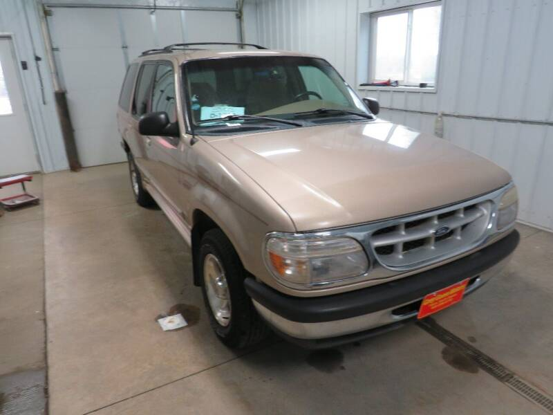 1998 Ford Explorer for sale at Grey Goose Motors in Pierre SD