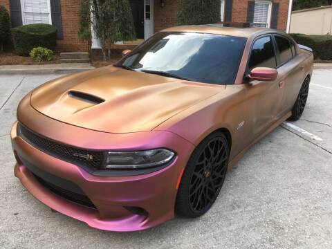 2017 Dodge Charger for sale at Legacy Motor Sales in Norcross GA