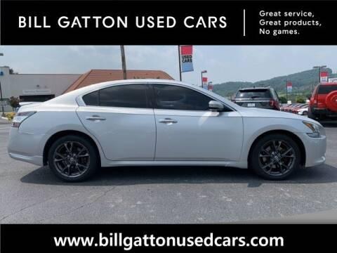 2014 Nissan Maxima for sale at Bill Gatton Used Cars in Johnson City TN