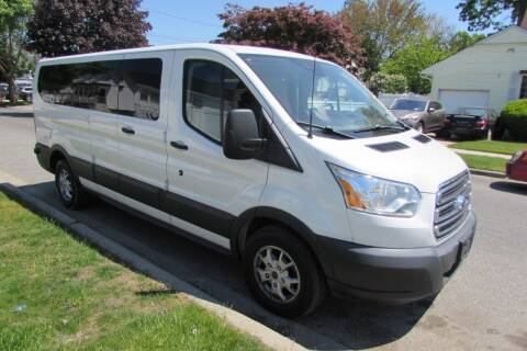 2015 Ford Transit Passenger for sale at First Choice Automobile in Uniondale NY