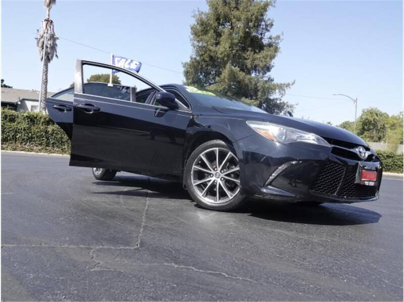 2015 Toyota Camry for sale at BAY AREA CAR SALES in San Jose CA
