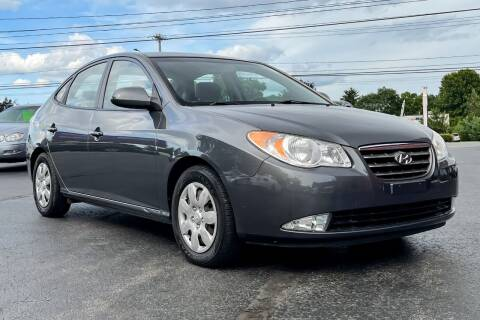 2008 Hyundai Elantra for sale at Knighton's Auto Services INC in Albany NY
