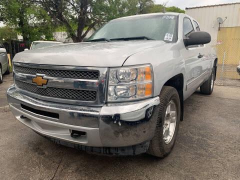 2013 Chevrolet Silverado 1500 for sale at Bargain Auto Sales in West Palm Beach FL