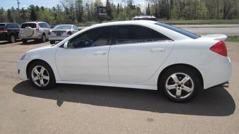 2010 Pontiac G6 for sale at Superior Auto of Negaunee in Negaunee MI