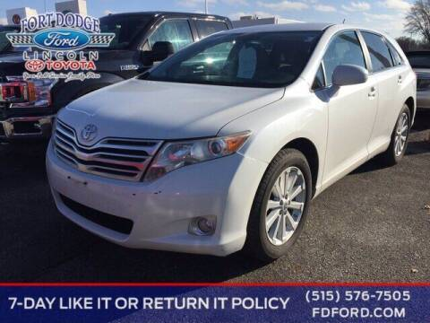 2010 Toyota Venza for sale at Fort Dodge Ford Lincoln Toyota in Fort Dodge IA