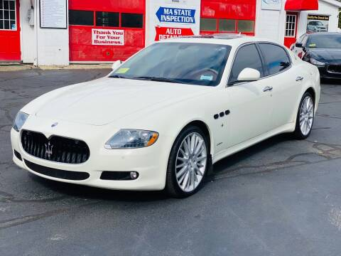 2011 Maserati Quattroporte for sale at Milford Automall Sales and Service in Bellingham MA