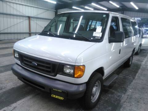 2006 Ford E-Series Wagon for sale at Northwest Van Sales in Portland OR