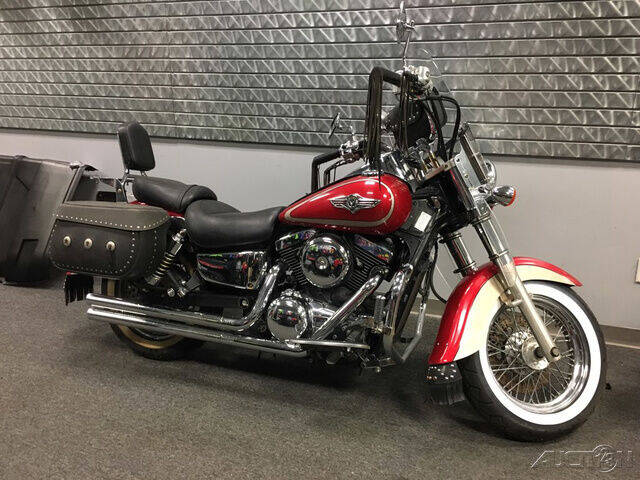2000 Kawasaki Vulcan 1500 for sale at ROUTE 3A MOTORS INC in North Chelmsford MA