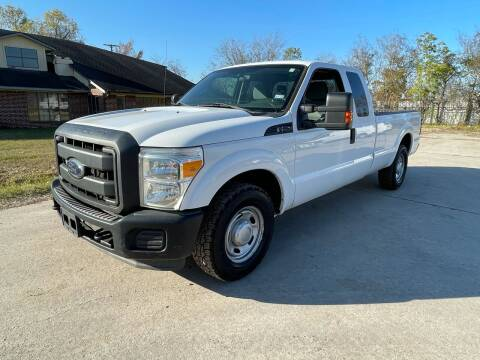 2014 Ford F-250 Super Duty for sale at RODRIGUEZ MOTORS CO. in Houston TX